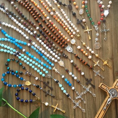Rosaries, Chaplets, and Bracelets