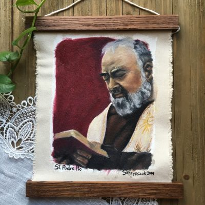 Portraits of the Saints