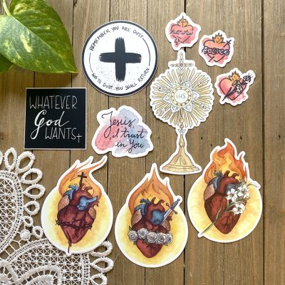 Stickers and Magnets